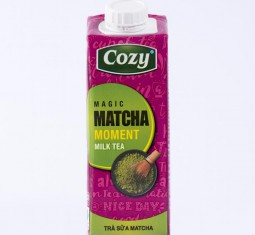 Trà sữa Cozy Moments Matcha